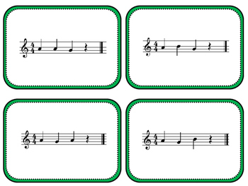 *FREE* Recorder Flashcards