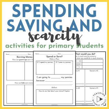 Scarcity Scenarios for Elementary Economics- Making Choices Activity