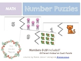 (FREE) Simple Number Puzzles