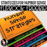 *FREE* Strategies for Teaching Number Sense Flipbook FREEB