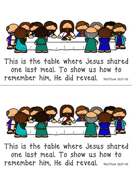 {FREE!} The Easter Story- Early Reader