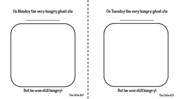 The Very Hungry Ghost