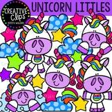 Unicorn Littles {Creative Clips Clipart}