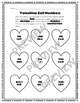 {FREE!} Valentine Call Numbers - Worksheet for K & 1 Library Students