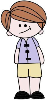 """FREE"" boy clip arts for TEACHERS. Back To School Bonanza."