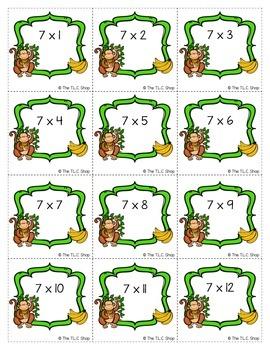 Monkey Multiplication