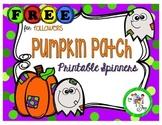 Pumpkin Patch Spinners