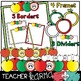 Apples * Seller's Kit * Borders, Frames, Papers, Clipart & Dividers