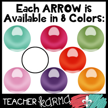 Arrows BUNDLE ** Bright & Shiny ** - 88 pieces