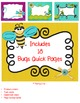 Bugs QUICK PAGES Seller's Kit Clipart ~ Commercial Use OK