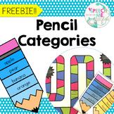 Pencil Categories