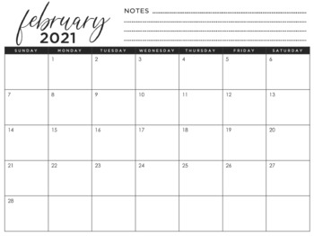 {FREEBIE} 2019 Calendar, To Do List + Daily Planner