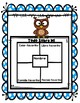 *FREEBIE* All about Me Owl Themed Back-to-School Worksheet Spanish