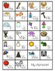 Alphabet Desk Charts [FREEBIE]