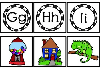 *FREEBIE* Alphabet Matching Activity