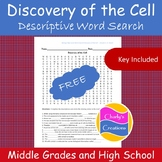 [FREEBIE] Discovery of the Cell [1 Printable Puzzle]