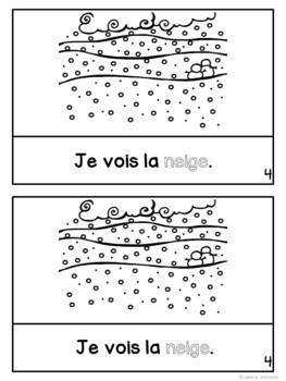 **FREEBIE* C'est janvier ~ French January Readers {livre en français}