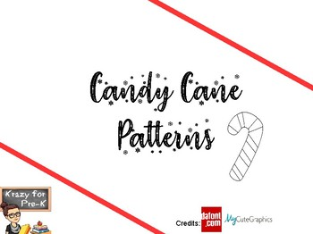 *FREEBIE* Candy Cane Patterns