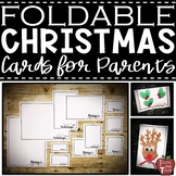*FREEBIE* Christmas Card Templates {Great for Parent Gifts}