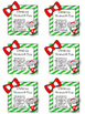 {FREEBIE} Christmas Homework Passes