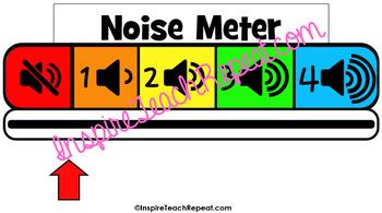 *FREEBIE* Classroom Noise Meter