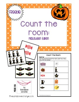 *FREEBIE* Count the Room