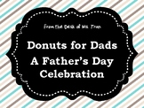 Donuts for Dads: A Father's Day Celebration