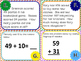 {FREEBIE} Double Digit Addition Review Hunt