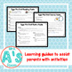 **FREEBIE** Eggs Mini Unit for At-Home and Distance Learning