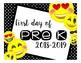 [FREEBIE] Emoji 1st Day Signs
