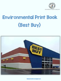 ***FREEBIE**** Environmental Print Mini Book (Best Buy)