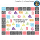 *FREEBIE!* Find and Cover - 3D Shapes Game