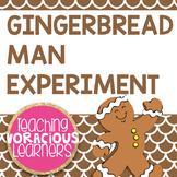 *FREEBIE* Gingerbread Man Science Experiment