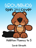 *FREEBIE* Groundhog Spin and Cover
