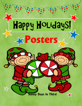 CHRISTMAS / WINTER  POSTERS