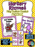 Nursery Rhyme Foldable Reader