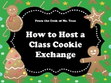**FREEBIE** How to Host a Class Cookie Exchange JUST IN TIME FOR THE HOLIDAYS!