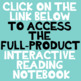 {FREEBIE} Interactive Reading Notebook * Popcorn Themed Book Report