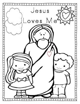 JESUS FOR KIDS FREEBIE