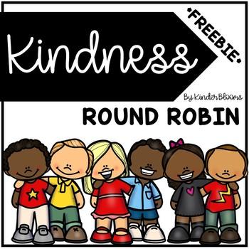 {FREEBIE} Kindness Round Robin