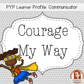 Character Ed Lesson on Courage for K-2 {FREEBIE}
