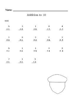 *FREEBIE* Math Packet Review Sampler
