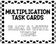 2nd Grade Multiplication Task Cards - 10 Themes!