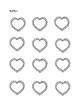 *FREEBIE* Mystery Hearts Worksheets