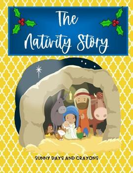 NATIVITY STORY / JESUS FREEBIE