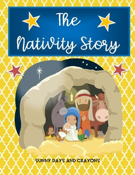 NATIVITY STORY  Activities/ Booklet