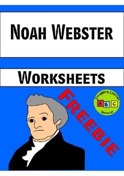 *FREEBIE* - Noah Webster