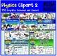 [FREEBIE] Physics Clipart Sampler