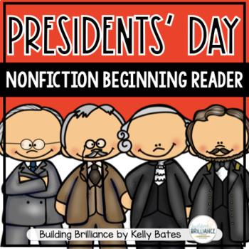 President's Day Emergent Reader