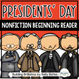 President's Day Emergent Reader